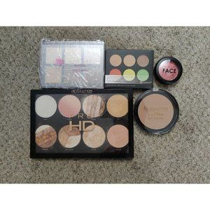 BNIB + EUC face makeup bundle